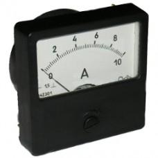 Амперметр  0-10 А для зарядника с шунтом