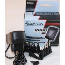 """БП """"Robiton ЕN 1500S """" (3-12 В, 1500 мА, стабилизированный, имп.)"""