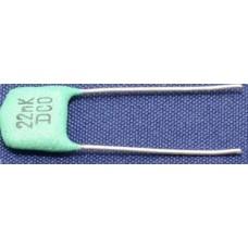 0,022 мкФ К22-5