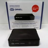 Цифровая приставка ORIEL-302D