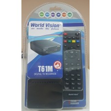 Цифровая приставка World Vision T61M