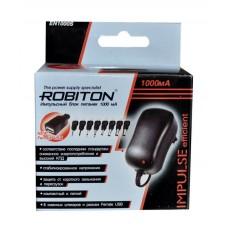 """БП """"Robiton ЕN 1000S """" (3-12 В, 1000 мА, стабилизированный, имп.)"""