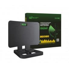 Антенна RADAR DVB-T2  с усилителем комнатная