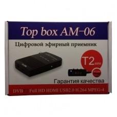 Цифровая приставка Top box AM-06